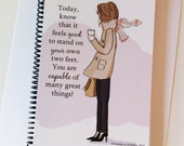 Journal - Gifts for Coffee Lovers - Gifts for Women Teachers -