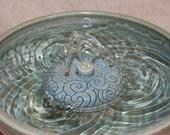 "Cat Fountain - Pet Drinking Fountain -  Indoor Fountain 11 Inch Diameter  ""Jade Spray"""