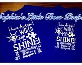 Autism Awareness I have Autism Youth T-shirt Men Women kids child shirt
