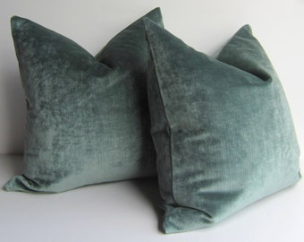 Set of Two Decorative Pillows 20 inch designer by studiotullia