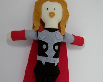 Thor Dopplegeek Pattern *sale*