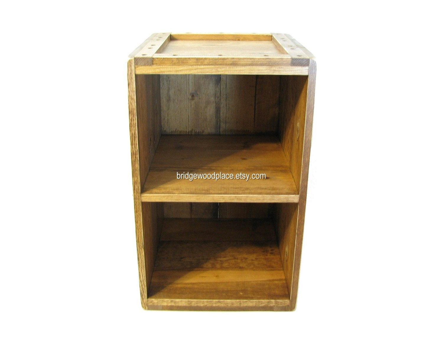 301 moved permanently for Wooden crate bedside table