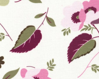 Fabric Finders Floral Fine Cotton Fabric by the Yard with Coordinating Fabrics Available