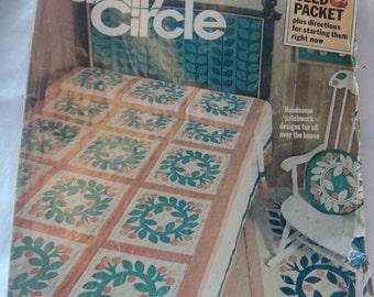 Family Circle Magazine 1976 Chanel Article