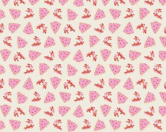 Joy my deerest in pink from Little Joys collection by Elea Lutz for Penny Rose