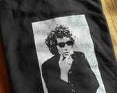 Bob Dylan Inspired Screenprinted T-Shirt