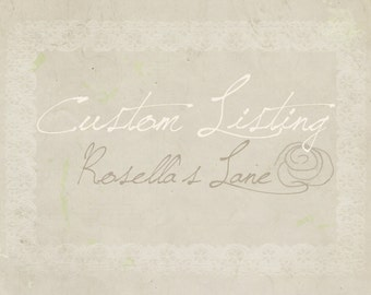 listing for C