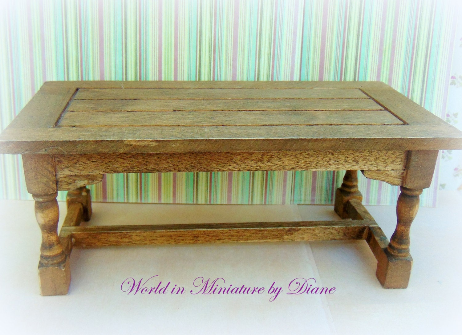 Wooden Furniture For 12 Inch Dolls Wooden