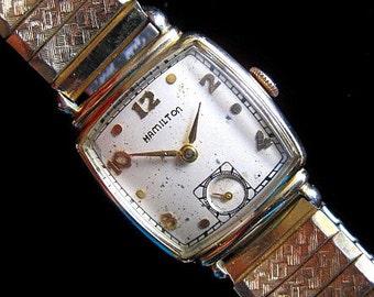 "Hamilton Watch - The ""Norman"" - c.1949"