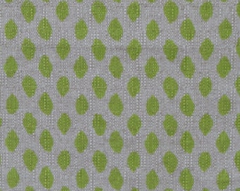 SAHARA HONEYDEW on FLAX  designer multipurpose fabric