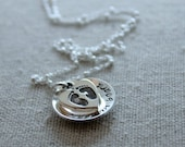 baby on board | mommy to be | baby reveal | pregnancy pendant | foot print charm | baby feet charm | pregnancy announcement | mom to be