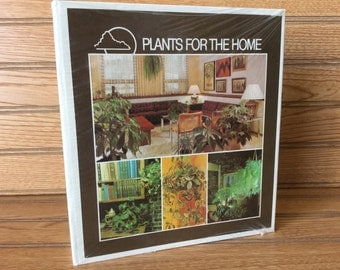 Plants for the Home Vol. 1 John J Bagnasco 1978 NEW Nature Life