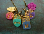 Family Necklace for Tiffany