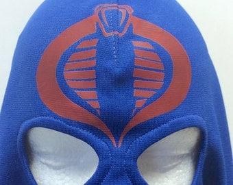 Cobra Commander Hood replica version 2