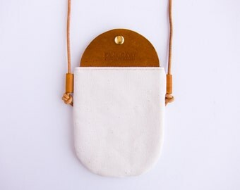 Bali Crossbody Bag - Natural