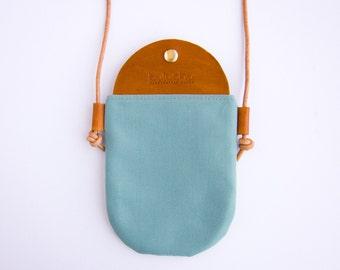 Bali Crossbody Bag - Seafoam Green