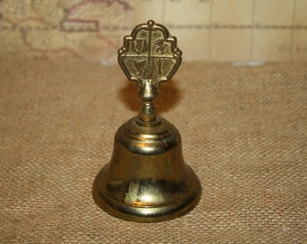 Vintage Brass Bell - item #1010