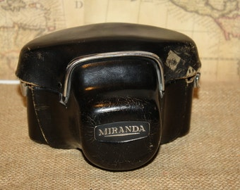 Vintage Camera Case Miranda - item #1022