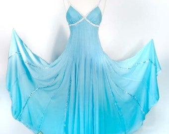"""Ginger Rogers """"Never Gonna Dance"""" Dress with Fred Astaire Adult Women Wedding Evening"""