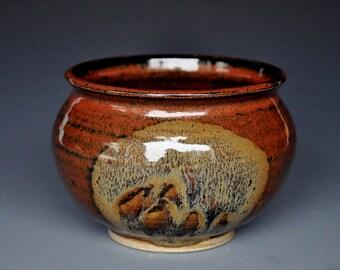 Stoneware Tea Bowl Chawan Pottery Bowl B