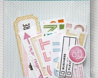 21 Stitched Labels