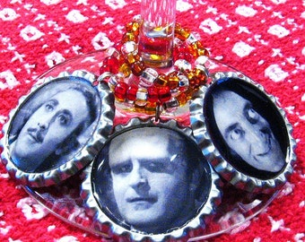 Young Frankenstein - Drink Charms Set of 6