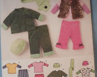 Simplicity 3582 babies