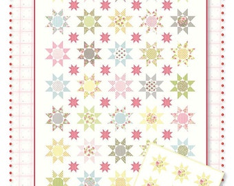 Star of Wonder Quilt Pattern from Acorn Quilt & Gift Company