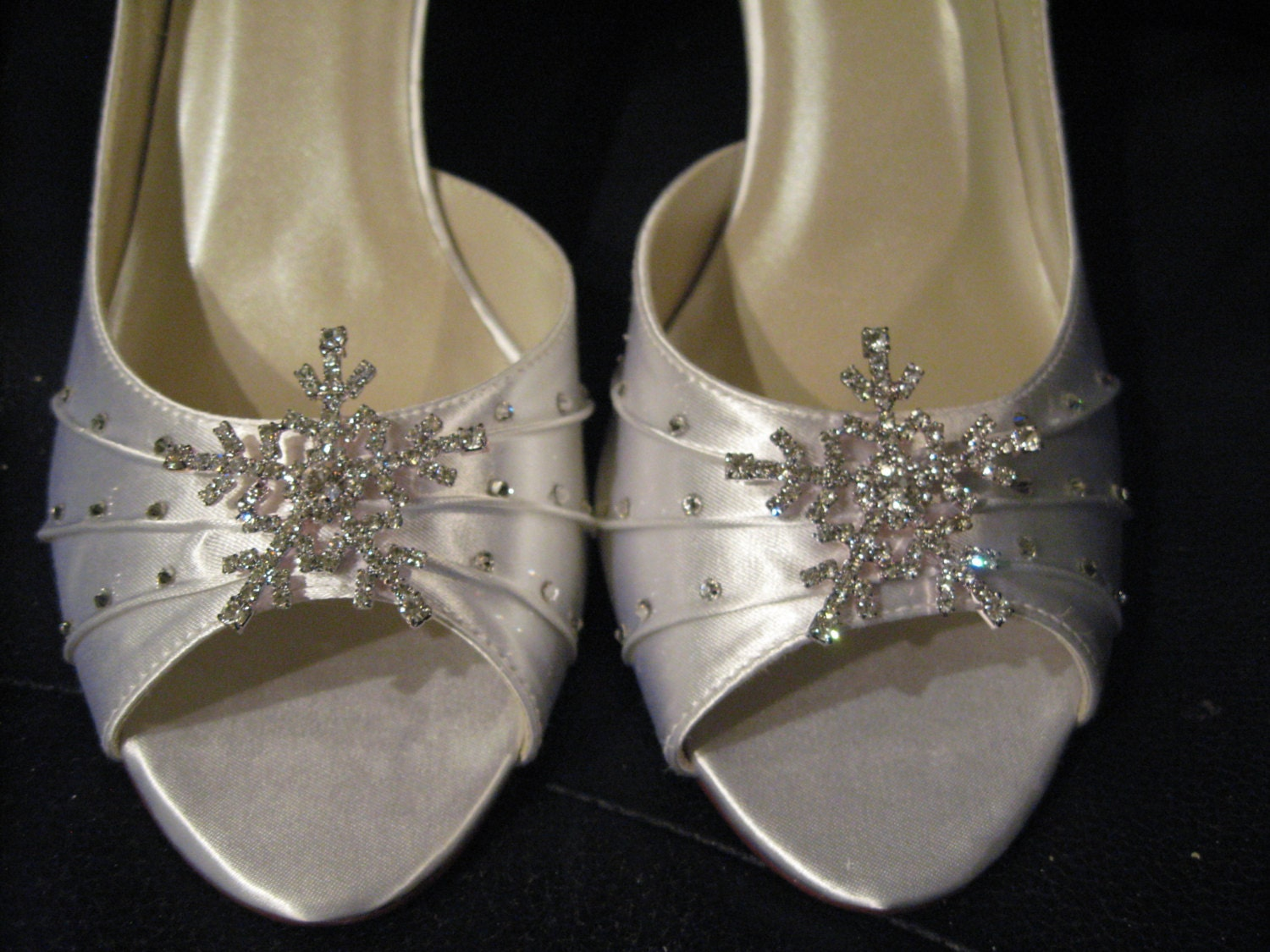 winter wedding shoes winter wedding bridal shoes with snowflake wedding 1448