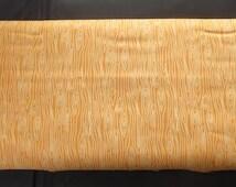 Riley Blake - Happy Harvest Wood Fabric - Orange