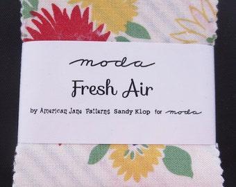 Moda - Fresh Air Mini Charm Pack