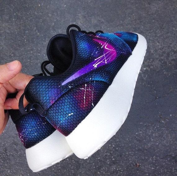 Custom Galaxy Nike Ros...