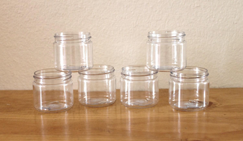 Mason jar shot glasses plastic 8 plastic by cherishedblessings - Mason jar goblets ...