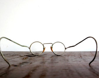 Antique Watchmakers Glasses