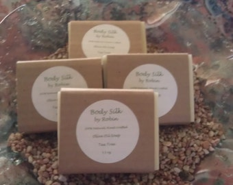 Unscented Macadamia Nut Soap