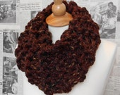 Outlander Inspired Chunky Cowl - Sequoia