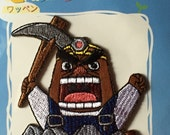 Animal Crossing patch (Iron on)