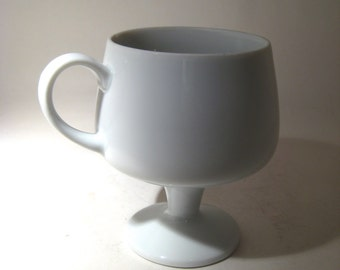 Modern White Mug - 3 Available