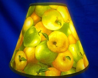 Golden Delicious Granny Smith Green Lamp Shade