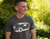 Men's Vintage Teardrop tshirt