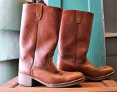 Vintage Boots Mens size 9 1/2 Womans size 11 1/2