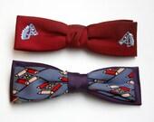 Vintage 1950s Bow Tie Lot