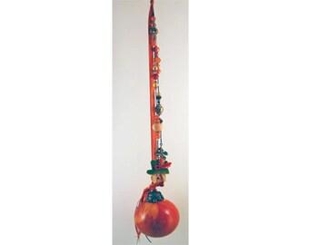 Harmony Oak Fall Scarecrow Wish Ball