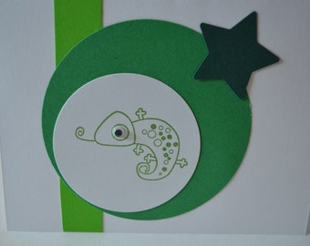 Baby mix - set of 2 cards with envelopes