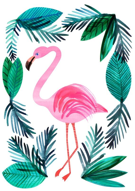 Sizzling image with regard to flamingo printable