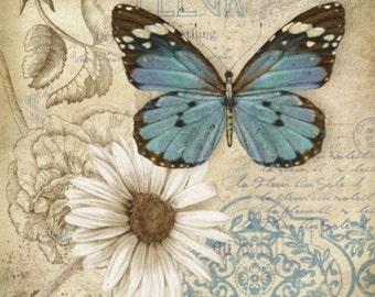 Butterfly Garden II - Cross stitch pattern pdf format
