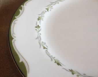Green Bay 3733 Bread & Butter Plates M Fine China of Japan Vintage Qty 12 - #4321
