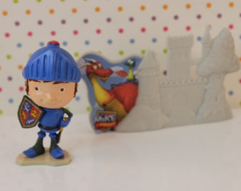 Mike the Knight Cake Topper/ Kit/  Toppers / Decorations / Supplies Decoration
