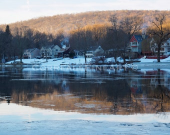 Early Morning Winter on the Housatonic II