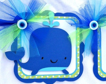 whale name banner whale banner whale baby shower whale birthday boy name